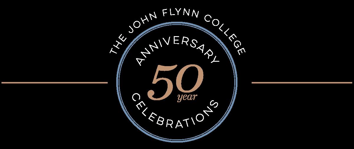 John Flynn Invite Logo