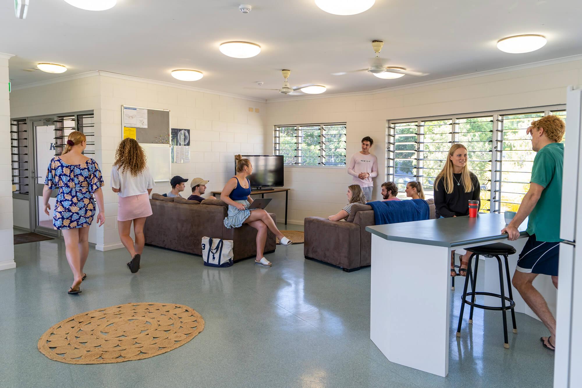 Close living environment creates life long family bonds